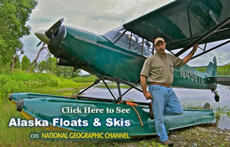 Alaska Floats & Skis - Float Plane Ratings & Bush Pilot Courses