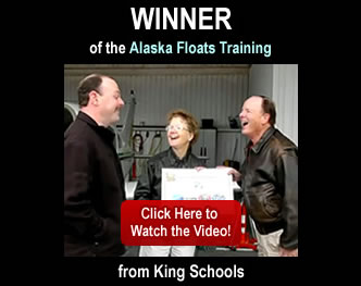 Winner of the Alaska Floats Training from King Schools